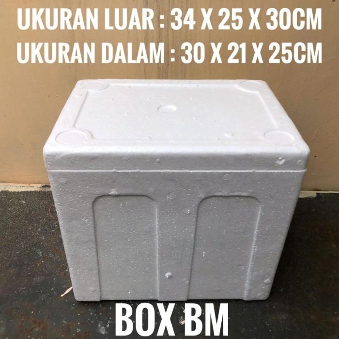 Jual Jual Styrofoam Box Bm Jakarta Barat Styrofoam Bk Tokopedia