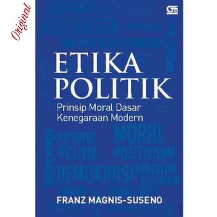 Foto Produk Buku Etika Politik Franz Magnis Suseno dari Showroom Books