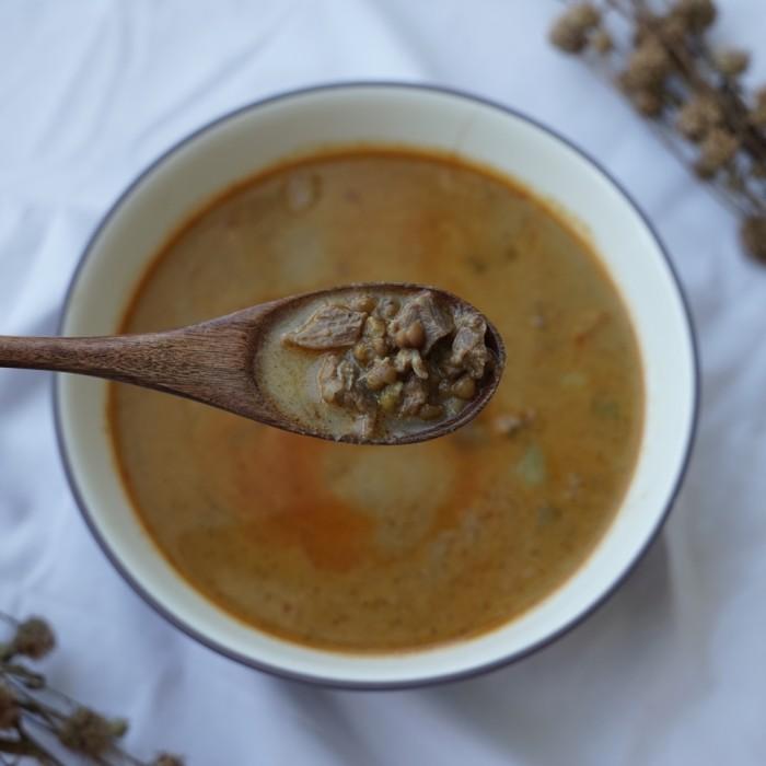 Gulai Kacang Hijau Frozen Food by CA-JO Foods