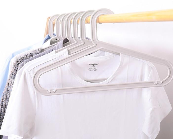 Foto Produk Gantungan Baju zakka , gantungan pakaian , hanger baju pakaian tipis dari KAYO