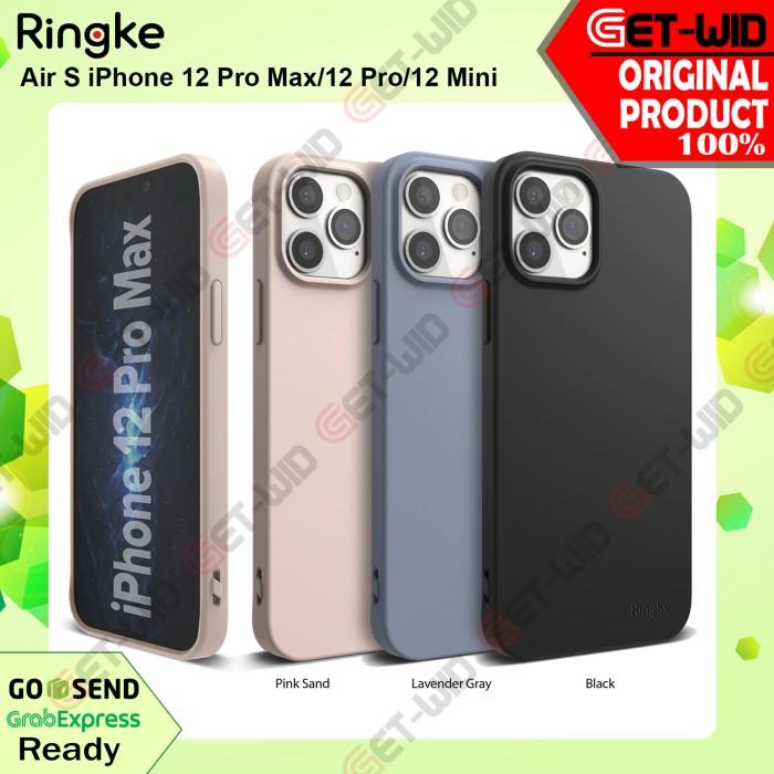 Jual Ringke Air S iPhone 12 Pro Max / 12 Mini / 12 Pro ...