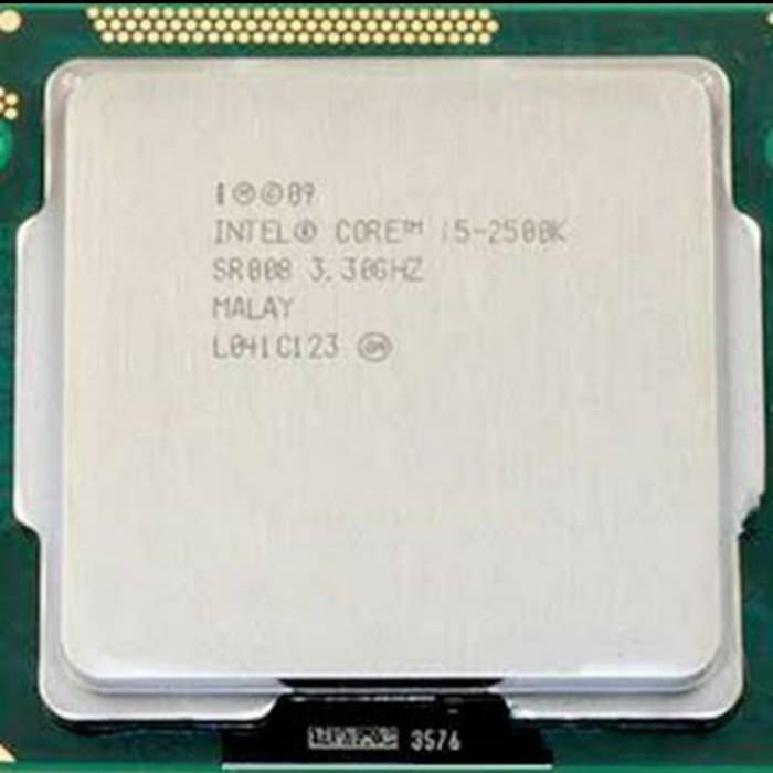 Foto Produk Intel Core i5 2500K TRAY LGA 1155 + Fan ORI Int dari Supernova Computer Ariet