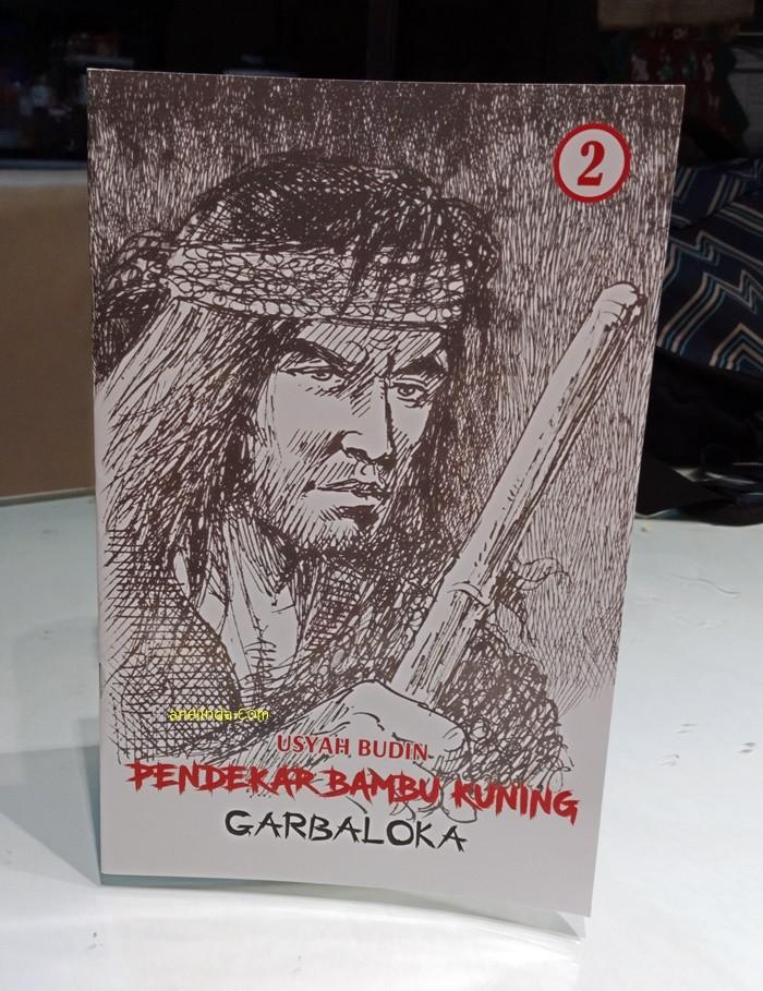 Foto Produk PENDEKAR BAMBU KUNING 2 - GARBALOKA dari Anelinda Buku Klasik