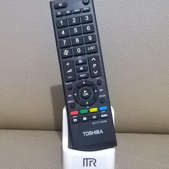 Foto Produk REMOTE/REMOT TV LCDLED TOSHIBA CT 90336 MULTI UNIVERSAL dari multi remote