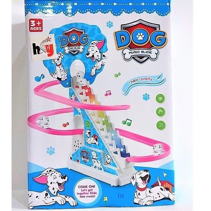 Foto Produk Mainan Track Dog Music 668-9A dari ANEKA MAINAN ONLINE