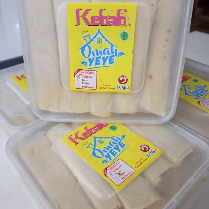 Foto Produk Kebab Yeye isi 10 dari RN FROZEN FOOD