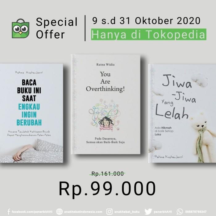 Foto Produk Paket Psikologi SO dari Anak Hebat Indonesia