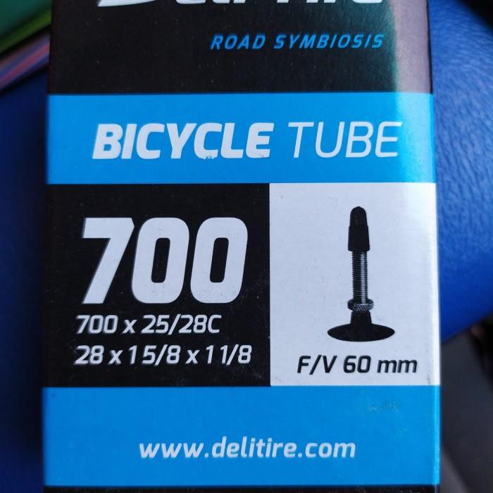 Foto Produk Ban Dalam Sepeda Deli Tire 700 x 25 - 28 dari richikawa