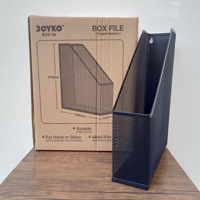 Foto Produk Box File Jaring Besi Hitam Joyko BOF-38 dari officemart