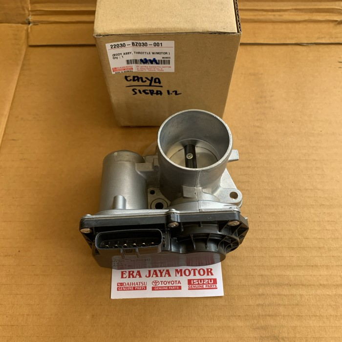 Foto Produk Throttle body calya-sigra 1200cc original dari era jaya motor