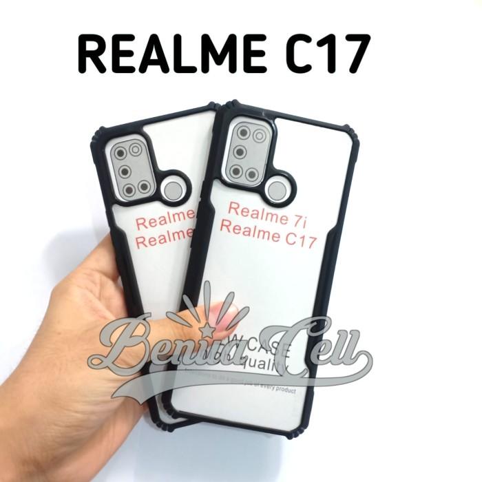 Foto Produk CASE REALME C17 - CASE ARMOR SHOCKPROOF OPPO REALME C17 dari BenuaCell