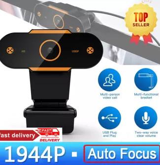 Foto Produk Webcam Auto Focus Full HD 1080P Compatible with windows and mac dari PojokITcom Pusat IT Comp