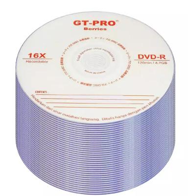 Foto Produk DVD-R GT Pro Berries Ecer Satuan Grosir dari PojokITcom Pusat IT Comp
