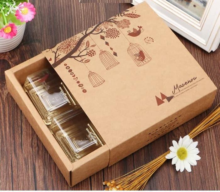 Foto Produk KOTAK SOUVENIR slot bird , GIFT BOX MODEL VINTAGE, GIFT SET BOX IMLEk dari KAYO
