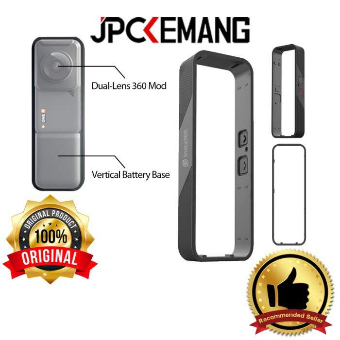 Foto Produk Insta360 ONE R Vertical Bumper Case Insta360 ONE R Bumper Case ORIGNAL dari JPCKemang