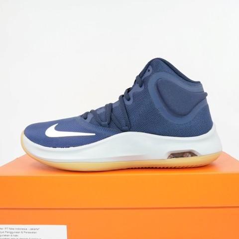 Foto Produk Sepatu Basket Nike Air Versitile IV Navy AT1199-400 Original BNIB dari KING OF DRIBBLE