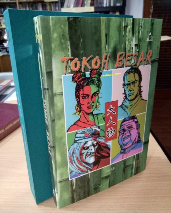 Foto Produk TOKOH BESAR - EDISI HARD COVER (DENGAN BOX) dari Anelinda Buku Klasik