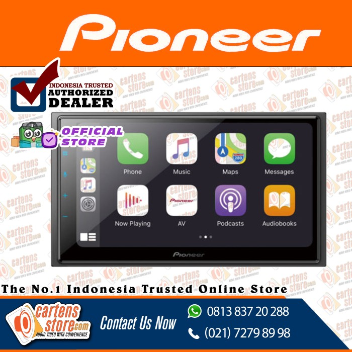 Foto Produk Pioneer ZS 6350 ORIGINAL INDONESIA by Cartens Audio dari Cartens Store