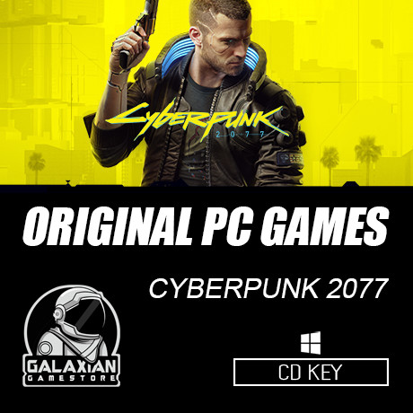 Jual Cyberpunk 2077 Original Pc Games Steam Kab Sidoarjo Galaxian Gamestore 2 Tokopedia