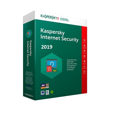 Foto Produk Kaspersky 1 User 2019 AntiVirus Kaspersky Internet Security 2019 1user dari PojokITcom Pusat IT Comp
