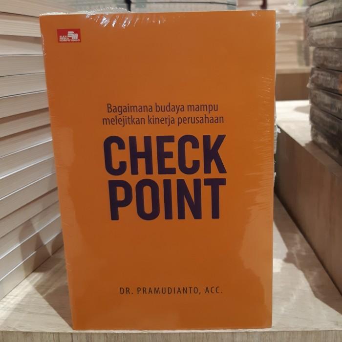 Foto Produk Check Point Bagaimana Budaya Mampu Melejitkan Kinerja Perusahaan dari Showroom Books