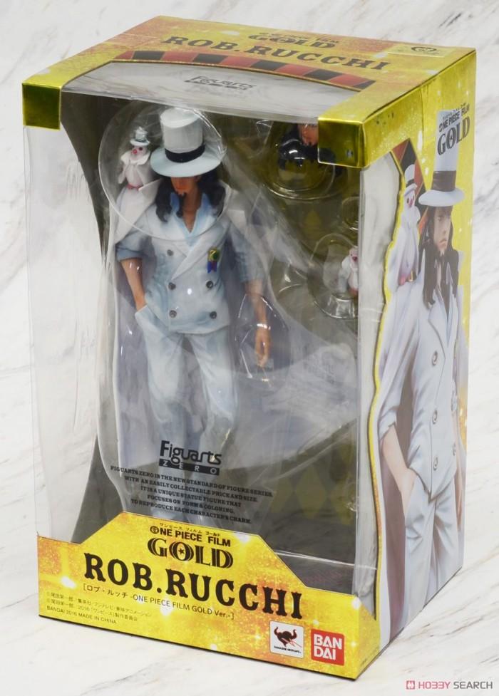 Foto Produk Figuarts ZERO Rob Rucchi One Piece FILM GOLD Ver dari HSN OL Shop