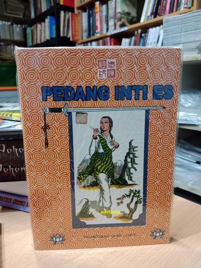 Foto Produk PEDANG INTI ES - DICERITAKAN OLEH O.K.T. (1 JILID - EDISI HARD COVER) dari Anelinda Buku Klasik