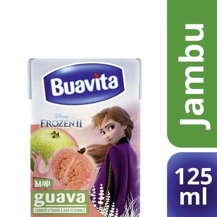 Foto Produk Buavita Mini Frozen Juice Jambu 125Ml dari Unilever Official Store