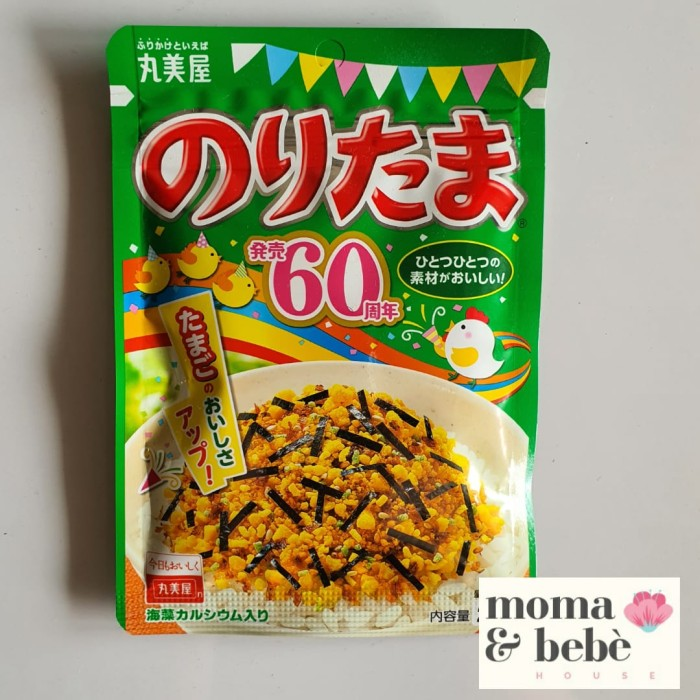 Foto Produk FURIKAKE Marumiya - Abon Jepang Tabur - Made in Japan - Ayam dari Moma & Bebe House