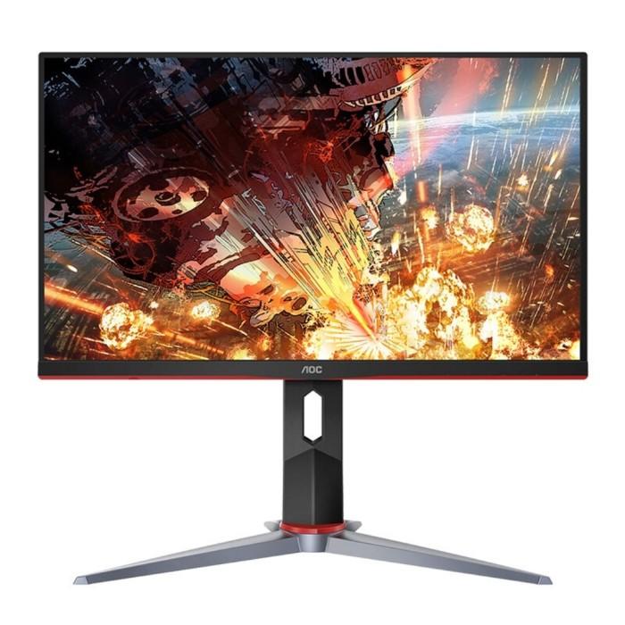 Foto Produk aoc 24g2e5 monitor 24 gaming dari TengkulakOnline