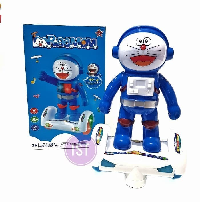 Foto Produk Doraemonn Balance Car No.2699 dari ANEKA MAINAN ONLINE