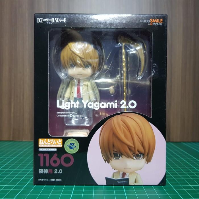 Foto Produk Nendoroid Light Yagami 2.0 dari HSN OL Shop