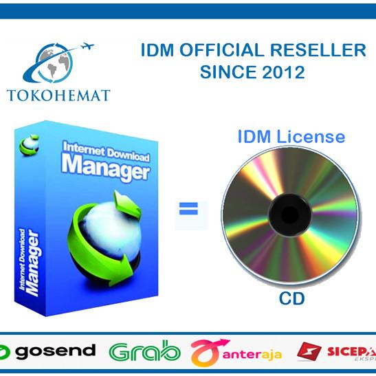 Jual Internet Download Manager Idm Lifetime Asli Tonec Official Reseller Jakarta Barat Toko Hemat Tokopedia