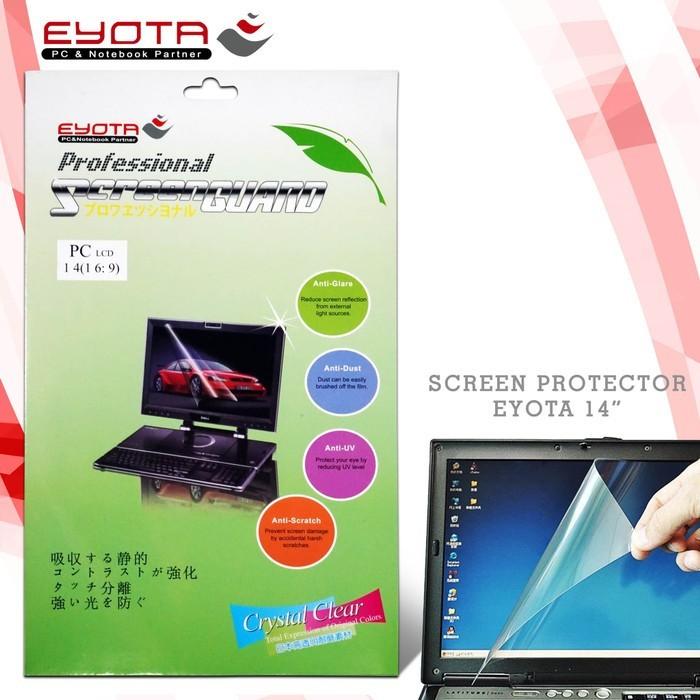 Jual Anti Gores Laptop 11 6 14 Dan 15 6 Inch Pemasangan Kota Medan Majumandiricomputer Tokopedia