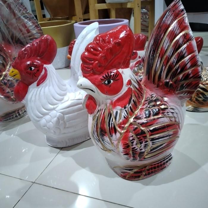 Foto Produk Celengan ayam size M dari Galeri pot kembang