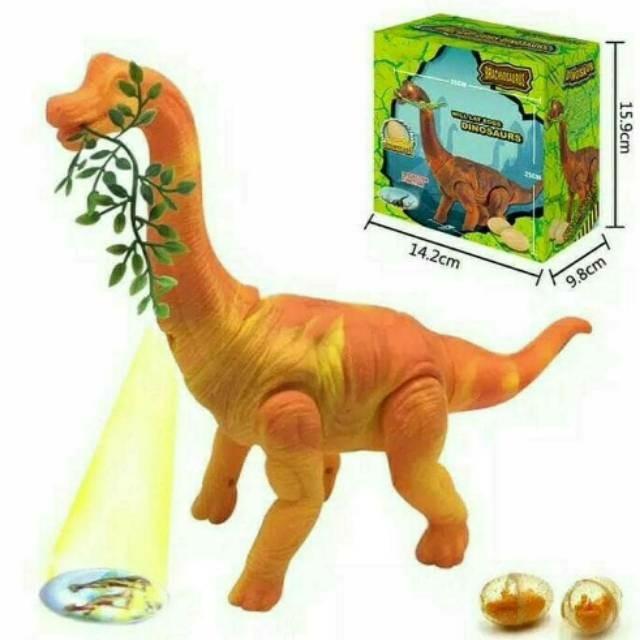 Foto Produk Mainan Dinosaurus Bertelur Will Lay Eggs Dinosaurs No.66050 dari ANEKA MAINAN ONLINE