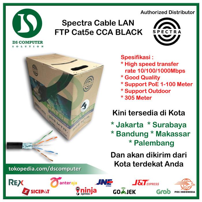 Foto Produk Kabel Spectra FTP Cat5e 305Meter dari DSComputer