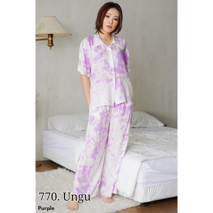 Foto Produk Piyama Wanita/Baju Tidur Adem Murah dari goodmor