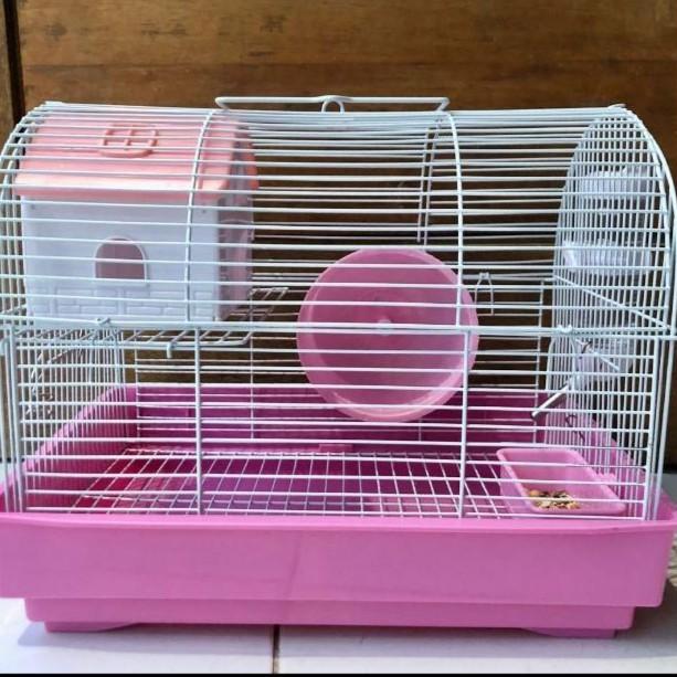 Foto Produk DaYang Hamster Cage B200 Kandang Sugar Glider dari Hime petshop