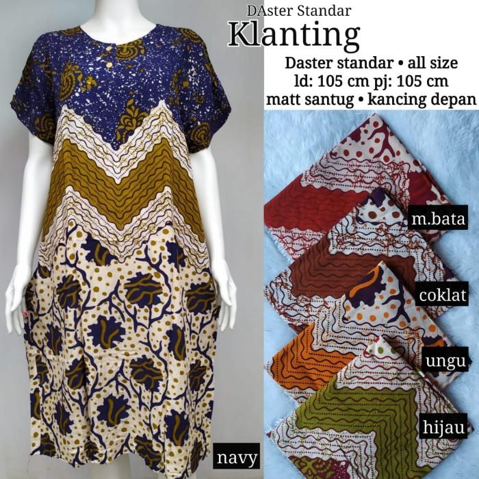 Foto Produk Daster batik murah / daster ecer / daster batik pekalongan dari RisqianaBatik
