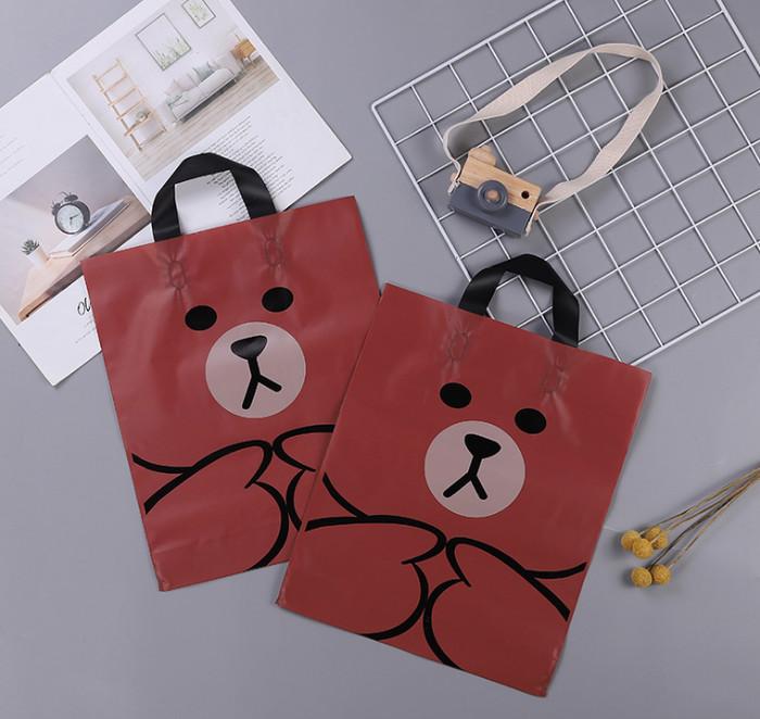 Foto Produk KANTONG plastik LINE , kantong KADO fancy , PLASTIC bag FANCY FOR GIFT dari KAYO
