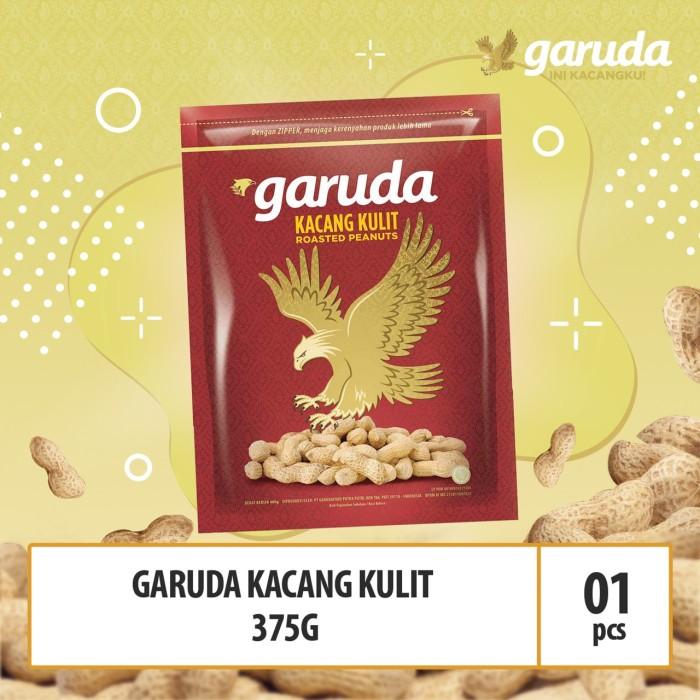 Foto Produk Garuda Kacang Kulit - 375g dari GarudaFood