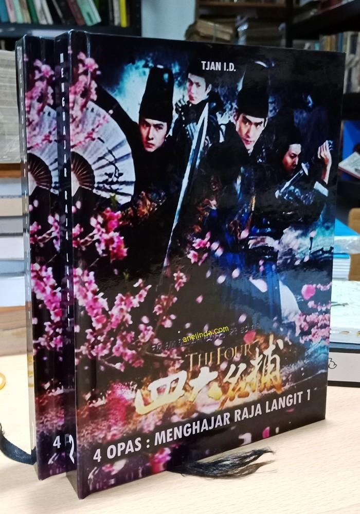 Foto Produk 4 OPAS : MENGHAJAR RAJA LANGIT 1 (HARD COVER - 2 BUKU) dari Anelinda Buku Klasik