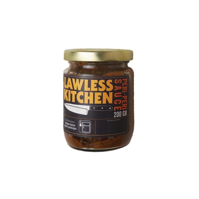 Foto Produk Peri Peri Sauce dari Lawless Kitchen