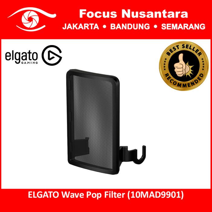 Foto Produk ELGATO Wave Pop Filter (10MAD9901) dari Focus Nusantara