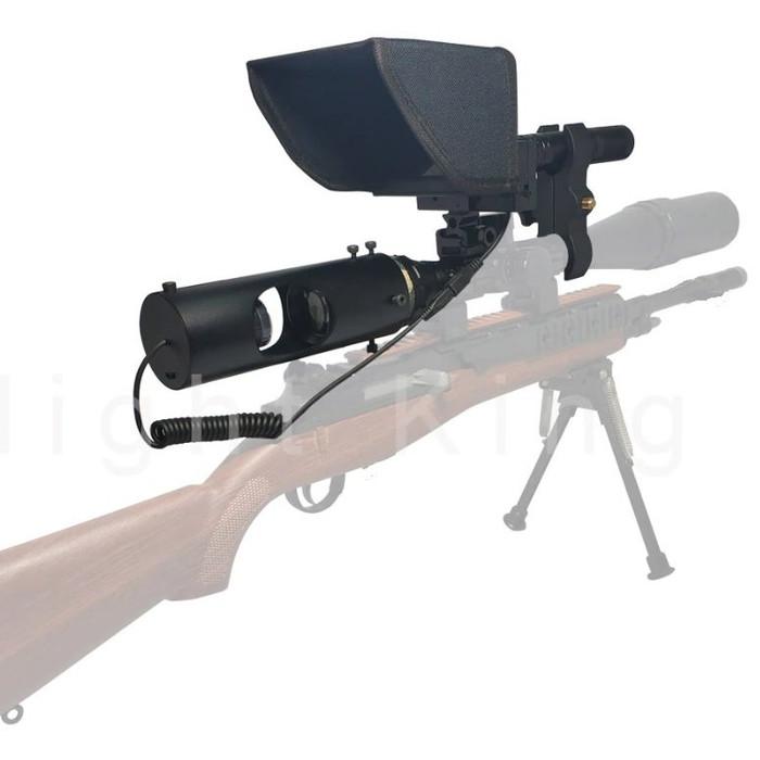 Foto Produk MEGAOREI NIGHT VISION SCOPE TEROPONG MALAM HUNTING SHOOTING dari DO OFFICIAL STORE