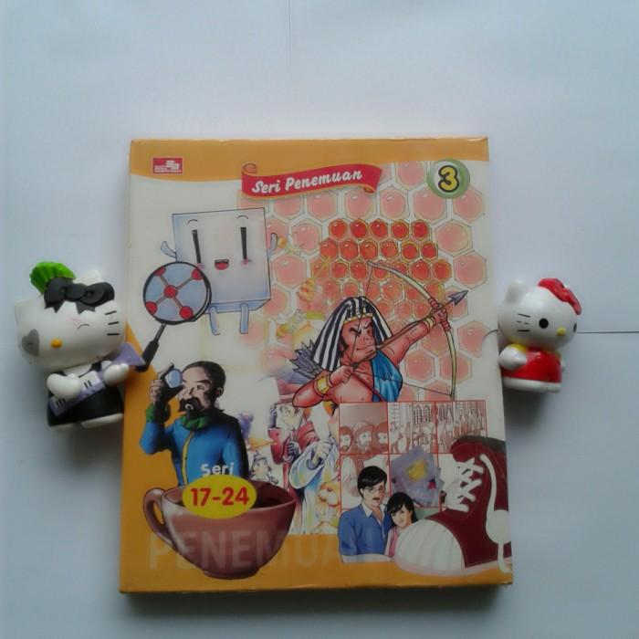 Foto Produk Buku cerita anak seri penemuan 17-24 dari Sahabat Buku Anak