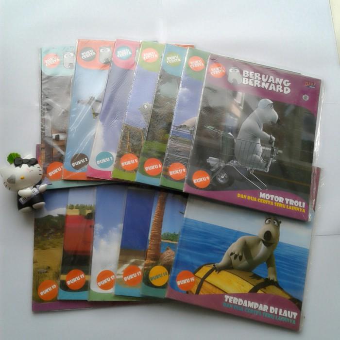 Foto Produk Buku cerita Beruang Bernard 1set 13 seri paket buku dari Sahabat Buku Anak