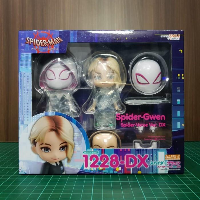 Foto Produk Nendoroid Spider-Gwen Spider-Verse Ver. DX dari HSN OL Shop