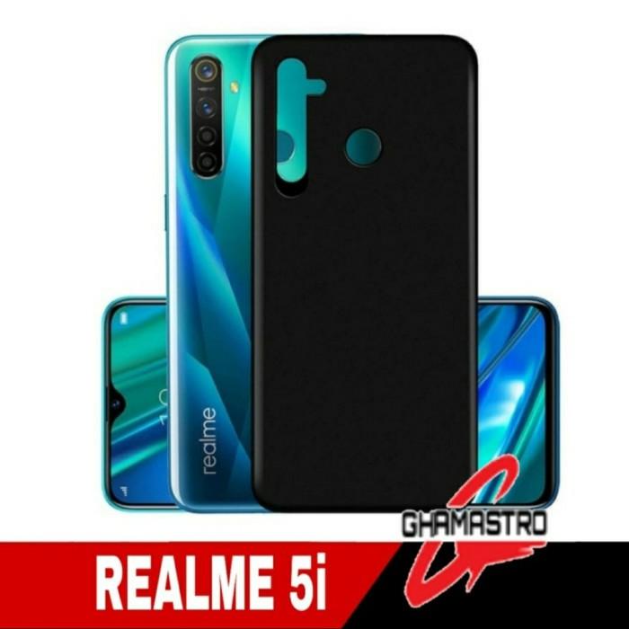 Foto Produk Case REALME 5i Ultrathin Slim Matte Premium Softcase dari Ghamastro